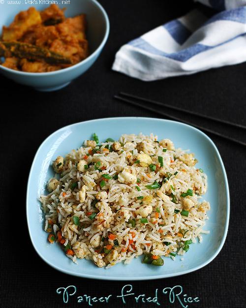 paneer-fried-rice