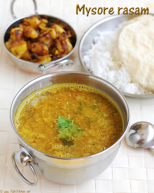 MYSORE-RASAM-RECIPE