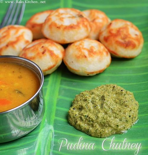 mint-chutney-with-coconut