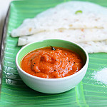 Easy red chutney recipe