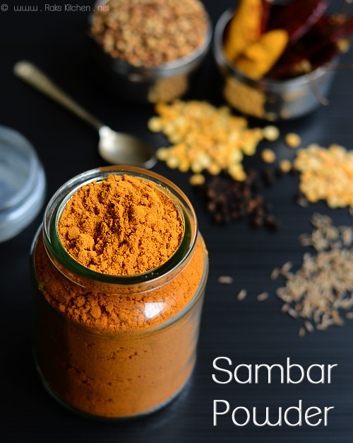sambar-powder-recipe