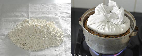 How to make maida seedai 1