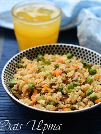 how-to-make-oats-upma