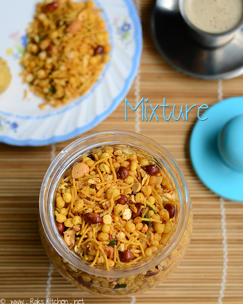 mixture-south-indian