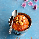 Sweet potato halwa