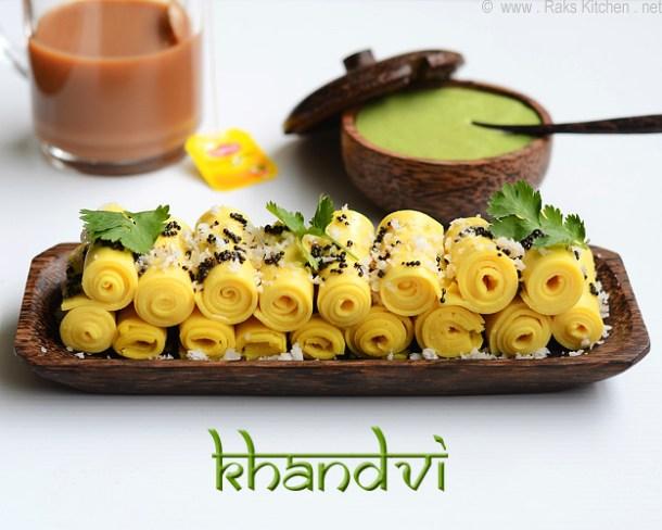 khandvi