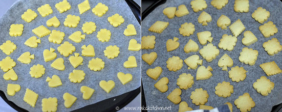 Shortbread cookies recipe step 6