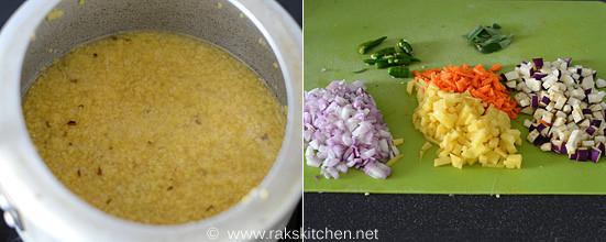 step 1 pongal gotsu recipe