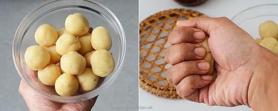 How to make pidi kozhukattai step 4