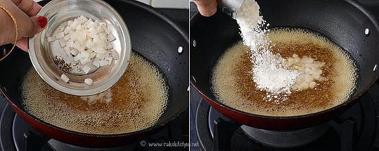 How to make pidi kozhukattai step 2