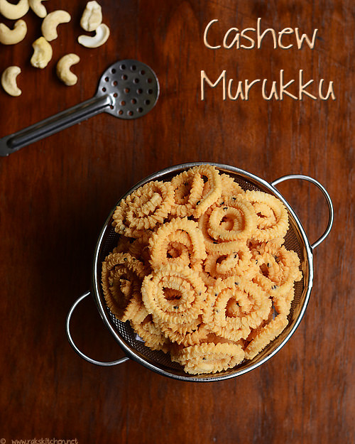 cashew-murukku-recipe