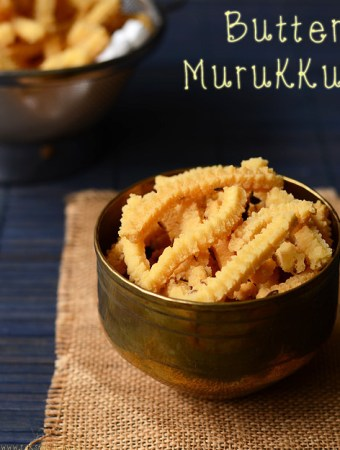 easy butter murukku