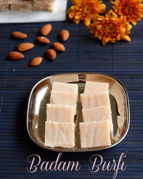 badam-burfi-diwali-sweets