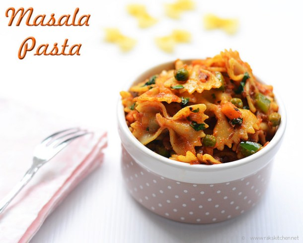 masala-pasta-recipe
