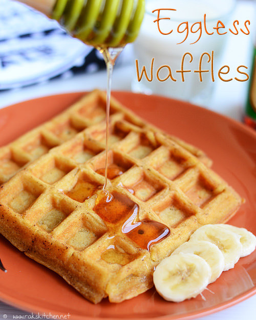 eggless-waffles-recipe
