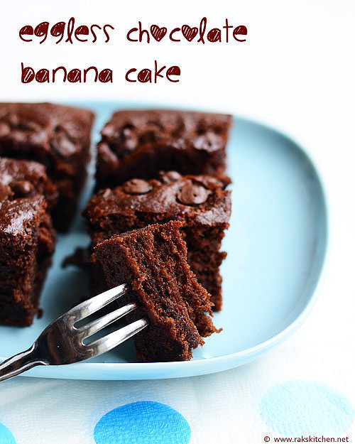 chocolate-banana-cake