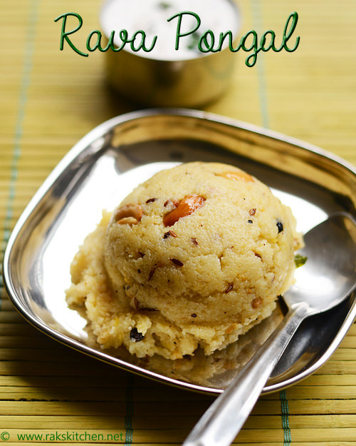 rava-pongal-recipe