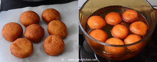 how to make makkan peda 7