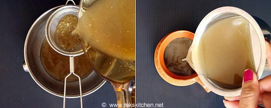 How to make sukku coffee step7