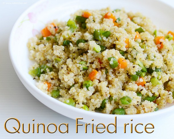 fried-quinoa