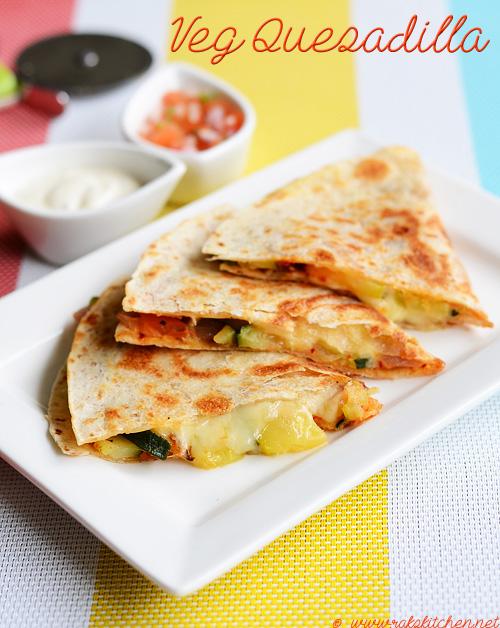 vegetable-quesadilla-recipe