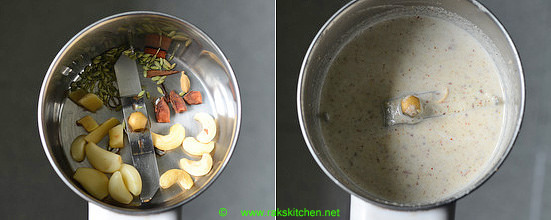 Thengai paal sadam recipe 1