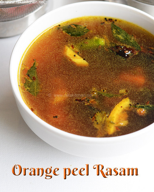 Orange-peel-rasam