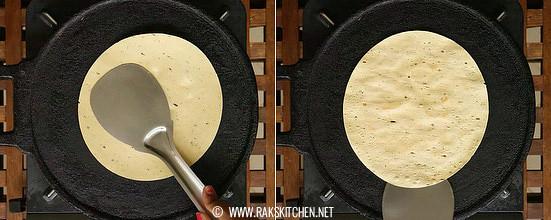How-to-make-masala-papad-step-1