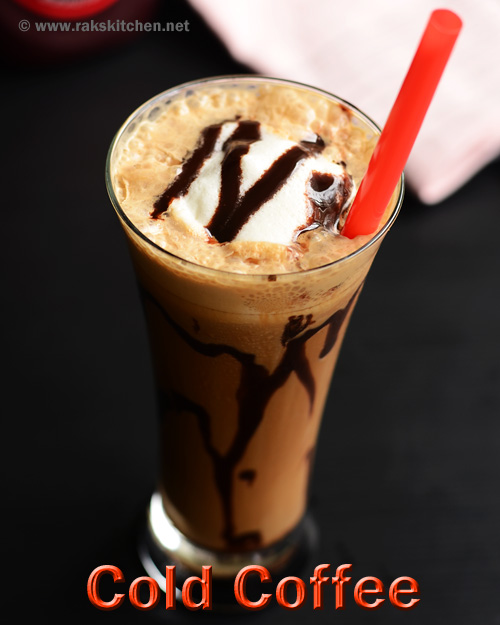 Cold-coffee-recipe