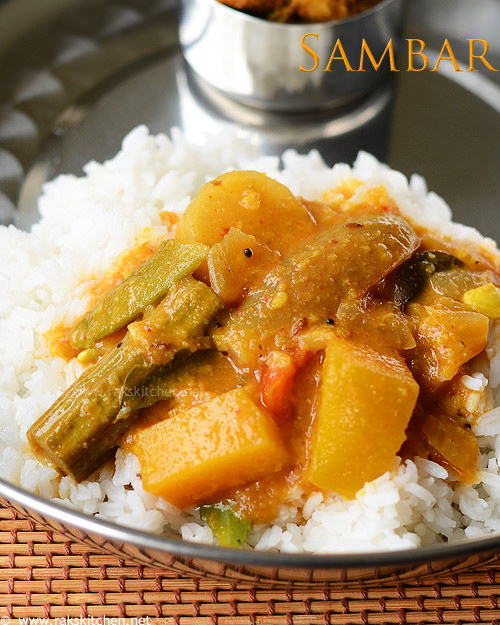 sambar-with-coconut