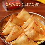 Sweet samosa