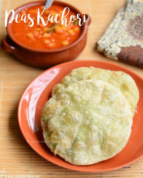 green-peas-kachori