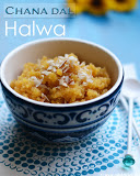 chana dal halwa recipe