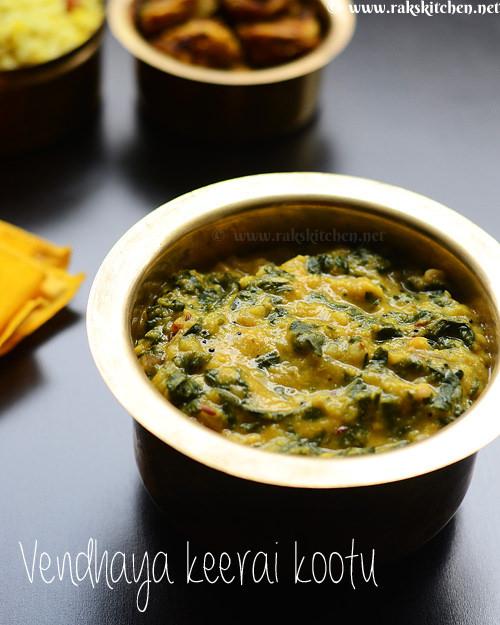 vendhaya-keeri-kootu-recipe
