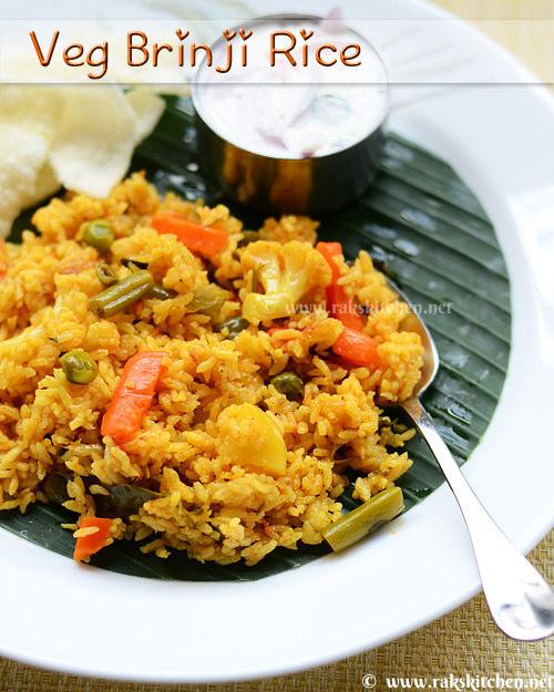 vegetable-brinji
