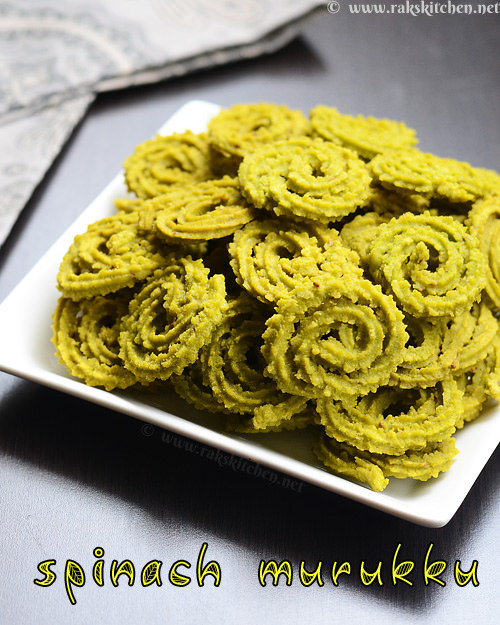 spinach-murukku-recipe