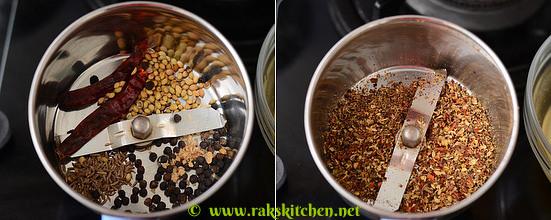 How to make cauliflower rasam 4