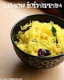 Lemon idiyappam recipe