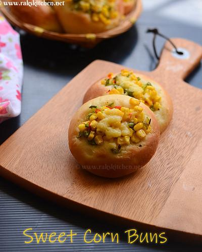sweet-corn-bun-recipe