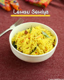 Lemon semiya recipe