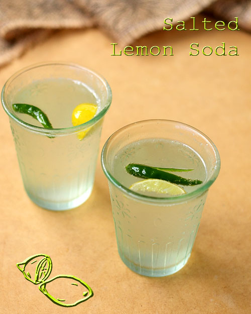 salted lemon soda recipe
