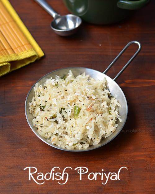 radish-poriyal-recipe