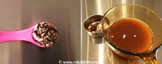 How to make kothamalli kuzhambu: step 1
