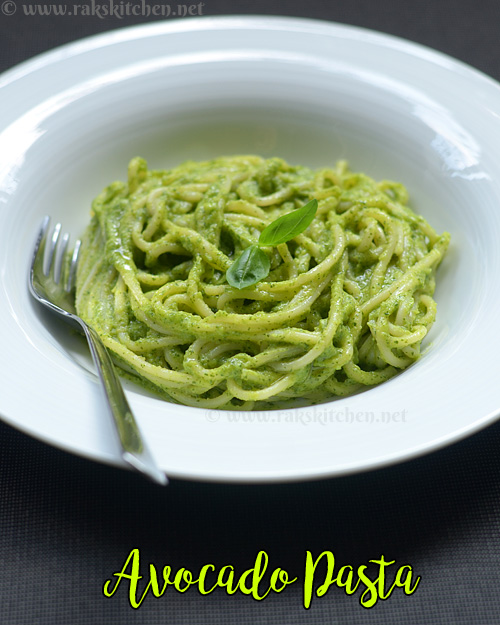 avocado-pasta-recipe