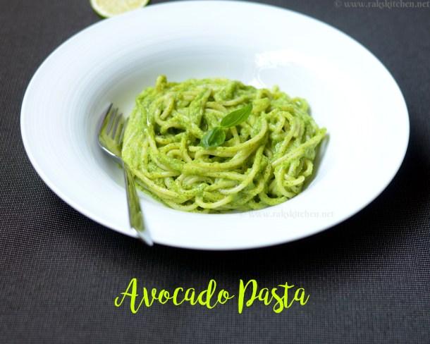 avocado-pasta