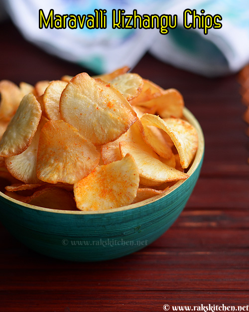 tapioca-chips-recipe