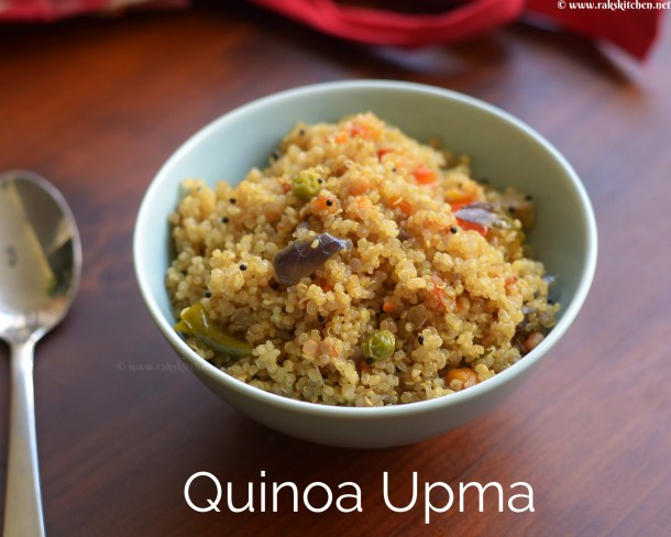 quinoa-vegetable-upma