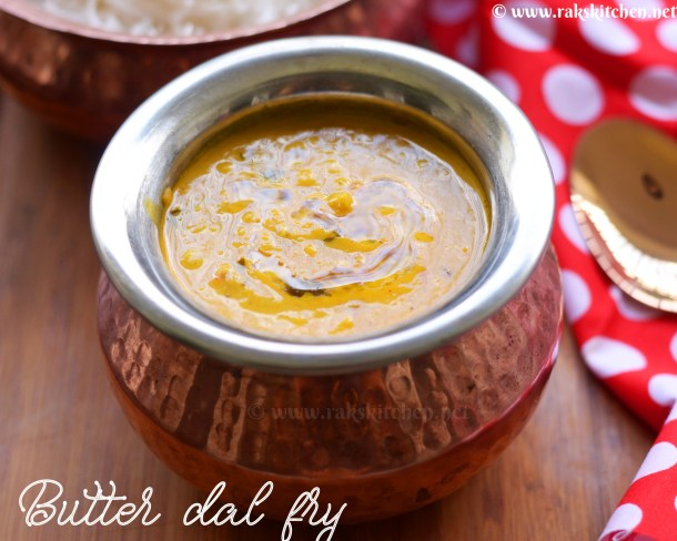 butter-dal-fry