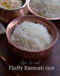 Como cozinhar o arroz Basmati de duas maneiras 2
