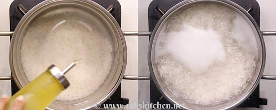 Como cozinhar o arroz Basmati de duas maneiras 13